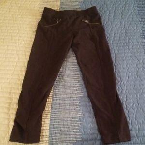 Old Navy leggings sz L (10/12)